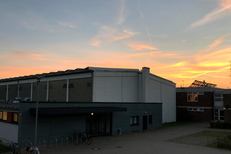Foto der Stadtwerderhalle