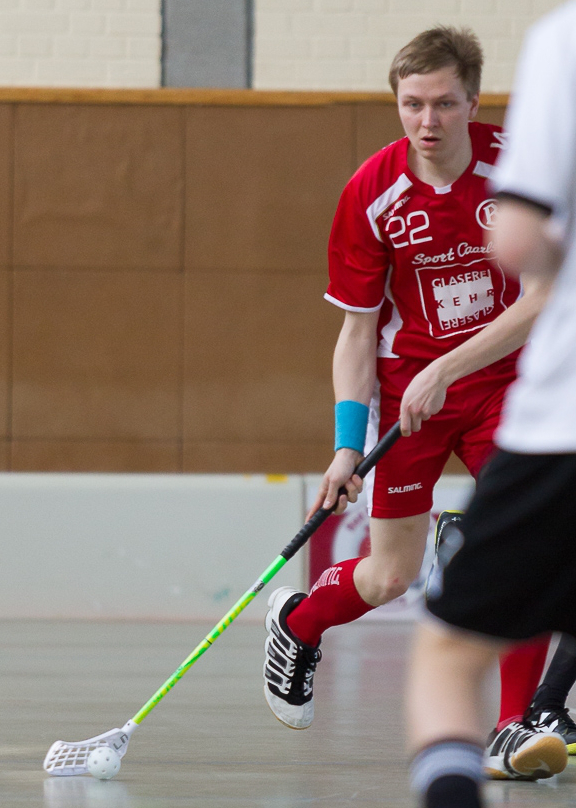 Floorball in Bremen bei den Buntentor Knights
